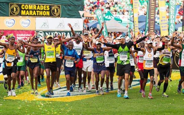 When is the 2020 Comrades Marathon