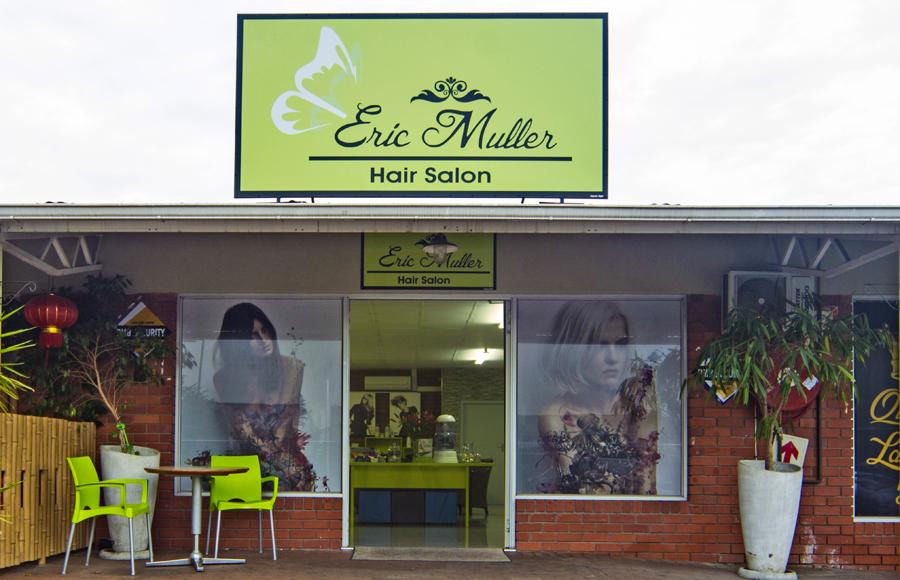 Eric Muller Hair